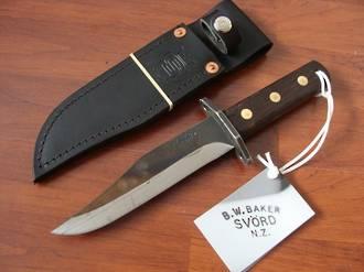 "Svord Von Tempsky Ranger 6.5"" Fixed Blade Knife"