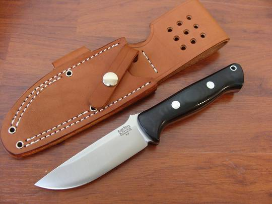 Bark River Bravo 1 A2 Fixed Knife