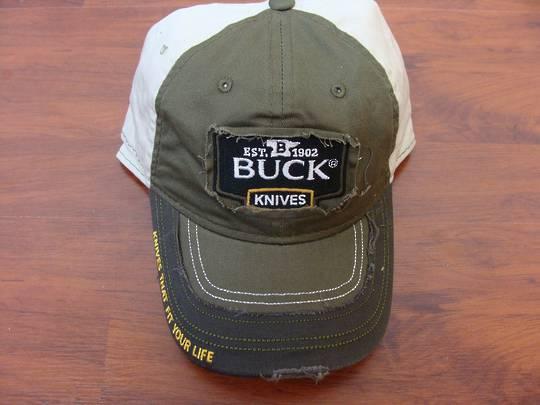 Buck Baseball Cap