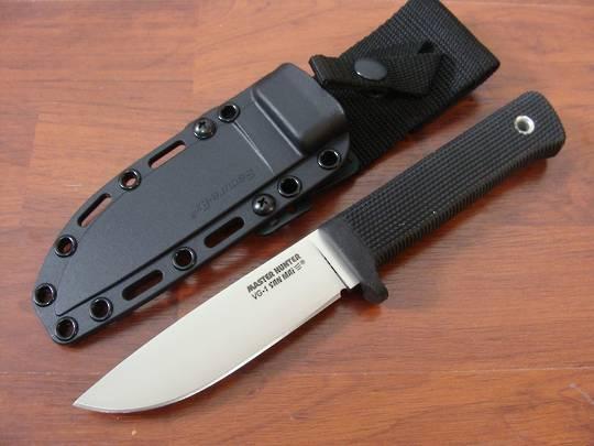 Cold Steel Master Hunter San Mai III Knife
