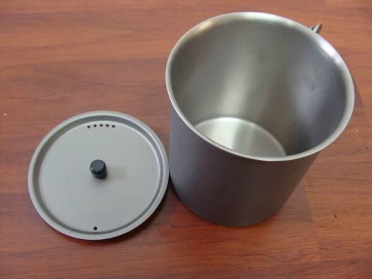 Vargo Titanium Outdoors Ti-Lite Mug