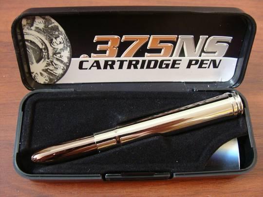 Fisher Space ..375NS Cartridge Bullet Pen