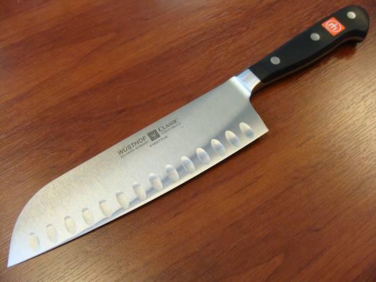 "Wusthof Classic Santoku Knife 17cm / 6 1/2"""