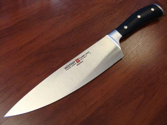 "Wusthof Classic Ikon Chef Knife 20cm / 8"" - 4596/20"
