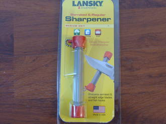 Lansky Croc stick Multi Sharpener