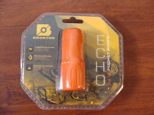 Brunton 7x18 Echo Pocket Scope/monocular