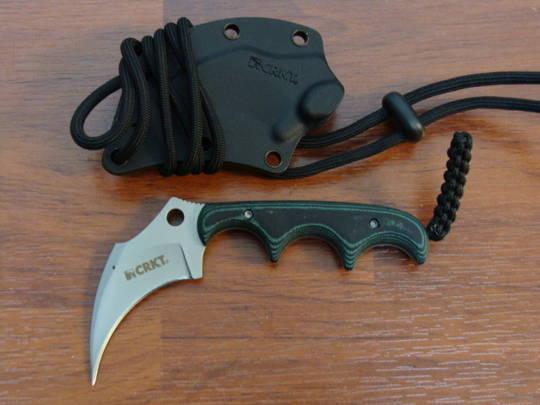 CRKT Folts Keramin Knife Karambit - 2389