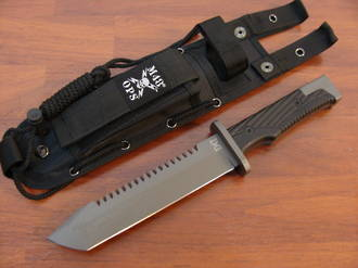 United M48 Ops Tactical Fighter W/sheath