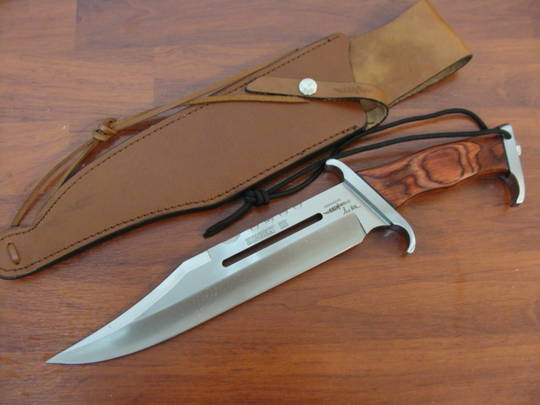 Gil Hibben III Survival Knife