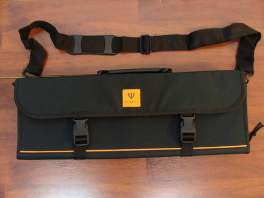 Yaxell Kitchen Knife bag with 10 pockets