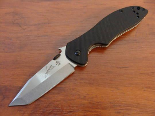 Kershaw Emerson CQC-7K Folding Knife