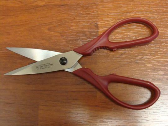 Victorinox Kitchen Shears Red