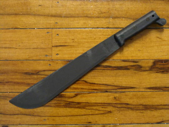 "Ontario 12"" Traditional Cutlass Machete"