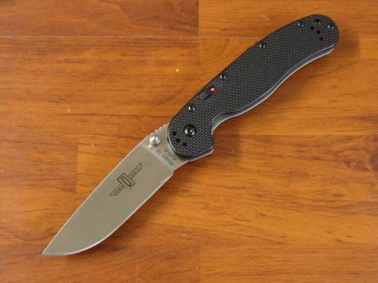 Ontario RAT1A Linerlock A/O G-10 Folding Knife - 8870