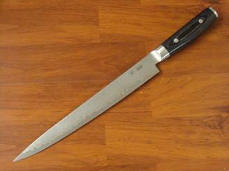 RAN Japanese DAMASCUS SLICING KNIFE 255mm