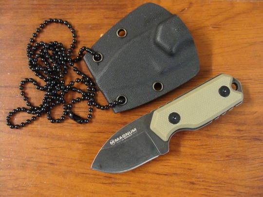Boker Magnum Lil' Friend Micro Fixed Knife