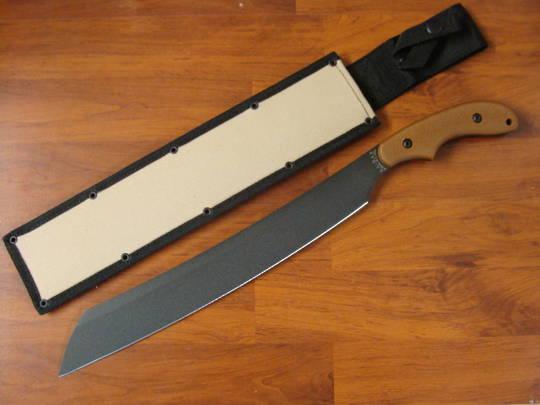 Ka-Bar Johnson Adventure Blades - Parangatang