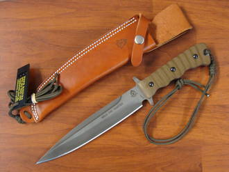 Tops Wild Pig Hunter Fixed Knife