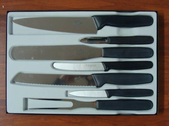 Victorinox Swiss Classic 7 Piece Kitchen Knives Set