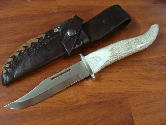 Silver Stag DEEP VALLEY PT Knife