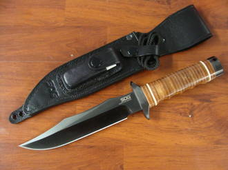 Super SOG Bowie Blade Knife