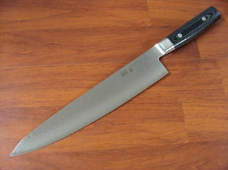 Zen Damascus VG-10 Japanese Chef's Knife 255mm - 37 Layers