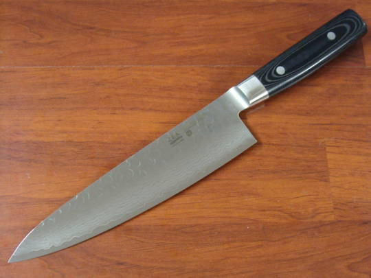Zen Damascus VG-10 Japanese Chef's Knife 200mm - 37 Layers