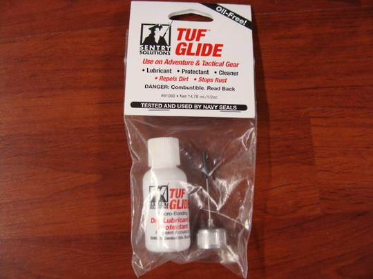 Sentry Tuf-Glide, 1/2 oz