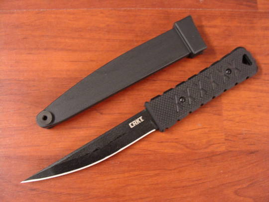 CRKT Yukanto 2930 Fixed Knife Designed by James Williams