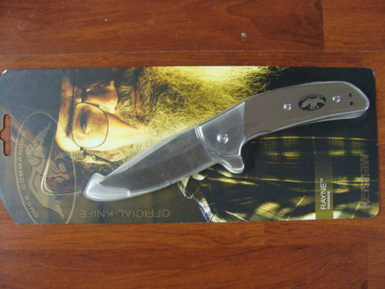 Kershaw  Duck Commander Rayne A/O Folding Knife