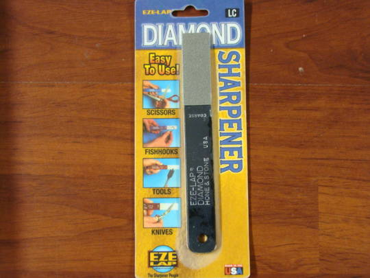 Eze-Lap Economy Diamond Sharpener Coarse