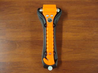 LifeHammer Safety Hammer Classic Glow Orange