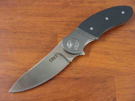 CRKT Ken Onion Hootenanny Folding Knife