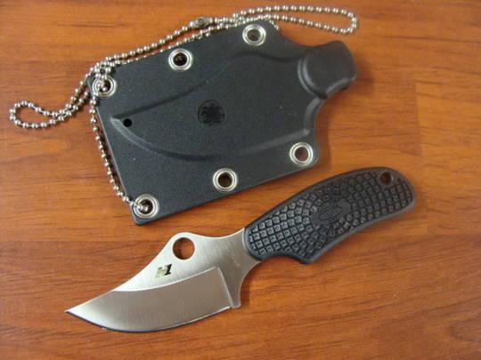 SPYDERCO ARK H1 Knife ~ FB35PBK
