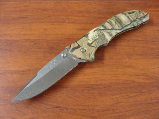 Buck Bantam BHW Folding Knife - Mossy Oak