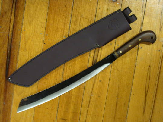 Condor Duku Parang Machete Knife