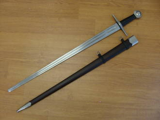 Hanwei Practical Single-Hand Sword - SH2046