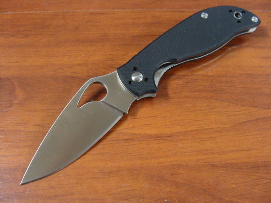 Byrd Raven 2 Folding Knife CTS-BD1, G10 Handles by Spyderco