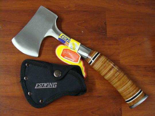 Estwing Sportsman Axe Nylon Sheath - E14A