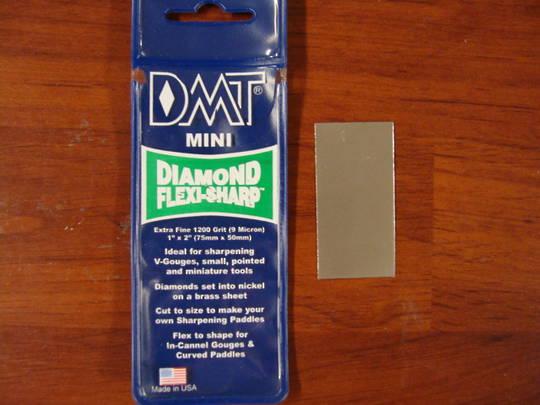 """DMT Flexi-Sharp 1""""X2"""" Extra-Fine SO2E"""