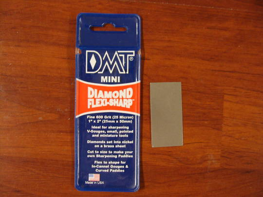"DMT Flexi-Sharp 1""X2"" Fine SO2F"