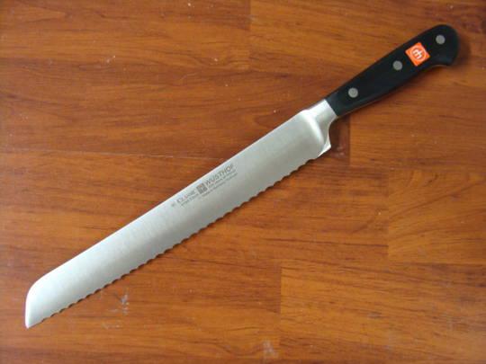 "Wusthof Classic Bread Knife 23cm /9"""