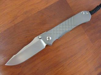 Chris Reeve Umnumzaan Folding Knife
