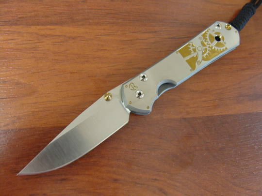 Chris Reeve Small Sebenza 21 Inside Time CGG, LIMITED AVAILABILITY