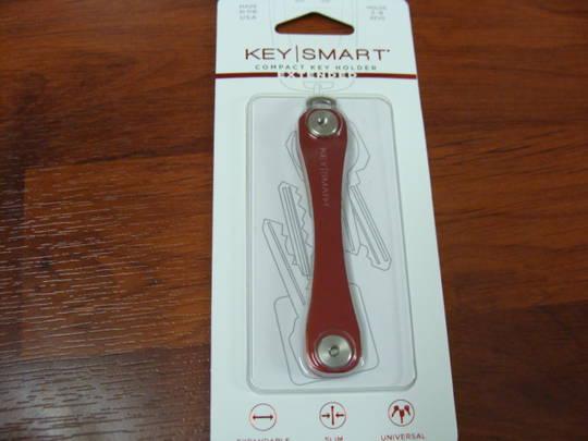 KeySmart 2 Extended Red