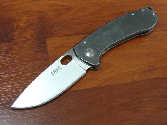 CRKT Amicus Folding Knife- Designed by Jesper Voxnaes