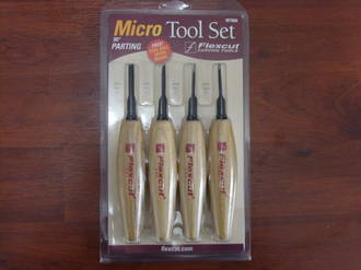 Flexcut 90 Deg Parting Micro Tool Set - MT800