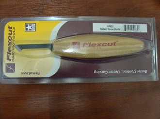 Flexcut Detail Skew Knife - KN32