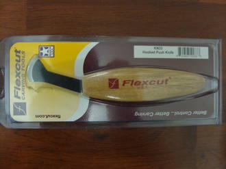 Flexcut Hooked Skew Knife - KN33