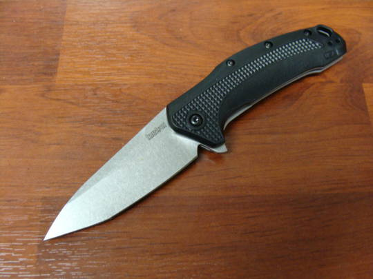Kershaw Link Tanto A/O Folding Knife